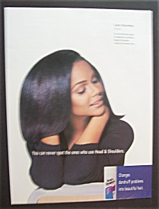 1998  Head & Shoulders Shampoo with Lark Voorhies (Image1)