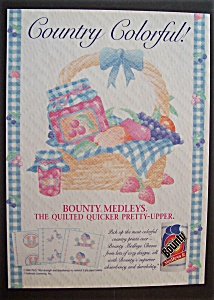 1998  Quilted  Bounty  Paper  Towels (Image1)