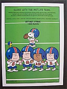2000 Metropolitan Life Insurance Company with Snoopy (Image1)