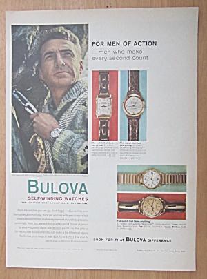 1959 Bulova Self Winding Watches w/ Bulova Sea Clipper (Image1)