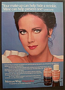 1981 Maybelline Moisture Whip with Lynda Carter (Image1)