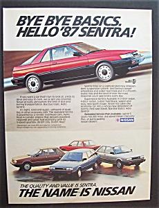 1986  Nissan  Sentra (Image1)