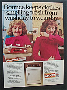 1981  Bounce  Fabric  Softener  Sheets (Image1)
