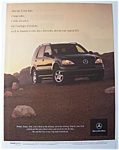Vintage Ad: 2000  Mercedes - Benz (Image1)