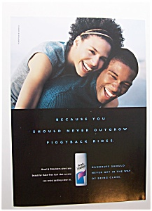 2000  Head  &  Shoulders  Shampoo (Image1)