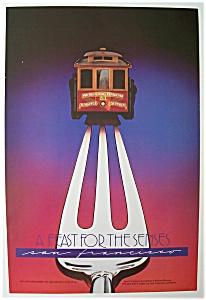 Vintage Ad:  1986 San Francisco Convention (Image1)