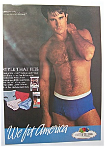 1988  Fruit  Of  The  Loom  Underwear (Image1)