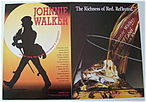 1994  Johnnie  Walker  Red  Label  Whiskey (Image1)