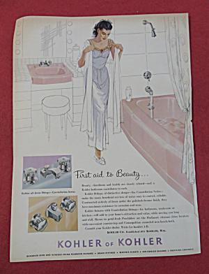 1959 Kohler Of Kohler with Woman About to Take Bath (Image1)
