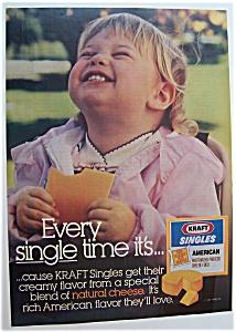 1981  Kraft  Singles  American  Cheese (Image1)