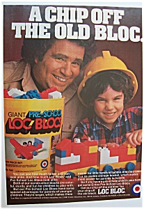 1981 Entex Pre - School Loc Blocs