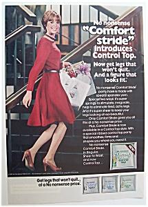 1981  No Nonsense Comfort Stride Pantyhose (Image1)