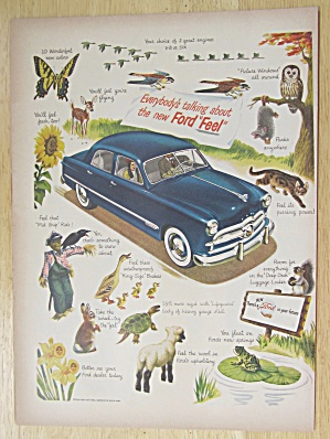 1949 Ford with the New Ford Feel  (Image1)