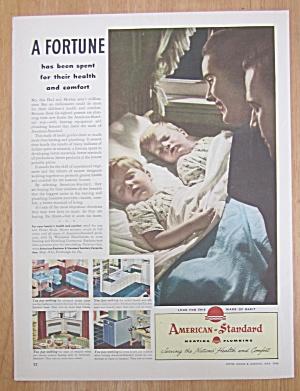 1946 American Standard Plumbing & Heating w/Babies (Image1)