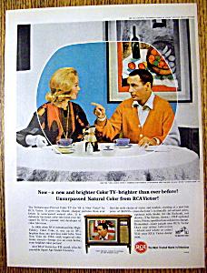 1964 RCA Victor Television w/Joey Bishop & Abby Dalton (Image1)