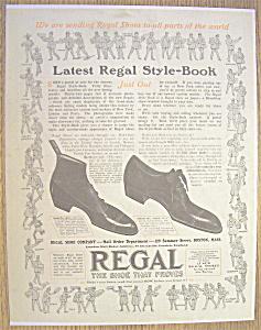 VIntage Ad: 1904 Regal Shoes (Image1)