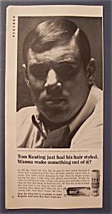 1967 Dep Styling Gel with Oakland Raiders' Tom Keating (Image1)