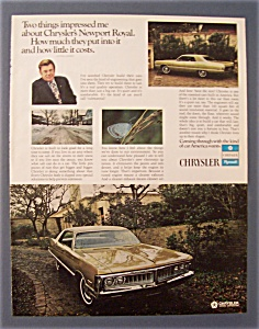 1972 Chrysler Newport Royal with Arthur Godfrey (Image1)