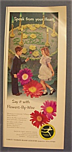 1952  Florists Telegraph Delivery (Image1)