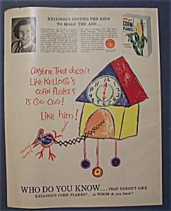 1952  Kellogg's  Corn  Flakes (Image1)