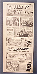 1942  Lifebuoy  Soap  &  Shaving  Cream (Image1)