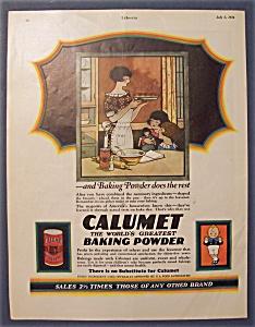 1924  Calumet  Baking  Powder (Image1)