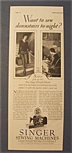 1928  Singer  Sewing  Machines (Image1)