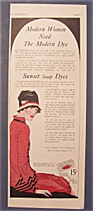 1927 Sunset Soap Dyes
