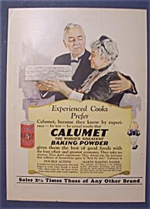 1927  Calumet  Baking  Powder (Image1)