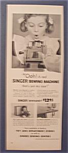 1955  Singer  Sew  Handy  For  Little  Girls (Image1)