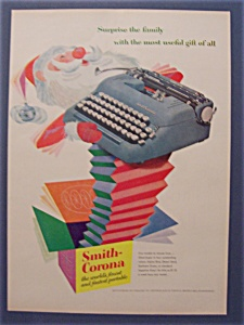 1955  Smith - Corona  Typewritier (Image1)
