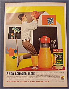 1961 Instant Tang Breakfast Drink