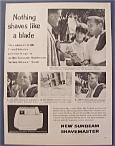 1961  Sunbeam  Shavemaster w/  Wally  Burkemo (Image1)