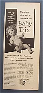 1954  Baby  Trix  Doll (Image1)