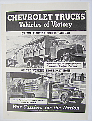 1943 Chevrolet Trucks with War Carriers For The Nation (Image1)