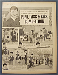 1965  Ford  Dealers - Punt, Pass & Kick Competition (Image1)