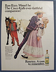 1968  Ron Rico Puerto Rican Rum (Image1)