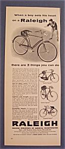 1955  Raleigh  Bikes (Image1)