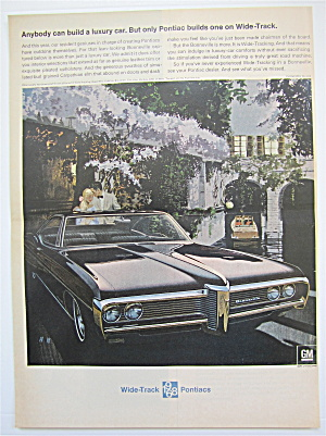 1968 Wide Track Pontiac with the Bonneville (Image1)
