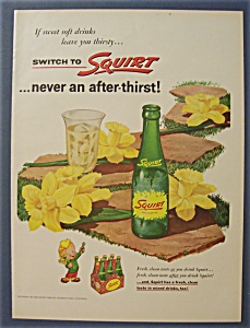 Vintage Ad: 1955 Squirt (Image1)