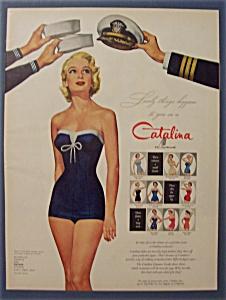 505aab3c16 1955 Catalina Swimwear