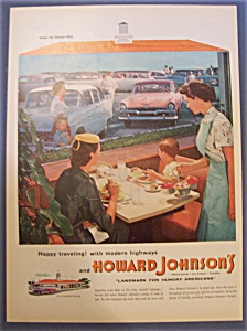 1955 Howard Johnson's