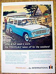 Vintage Ad: 1961 International Travelall (Image1)