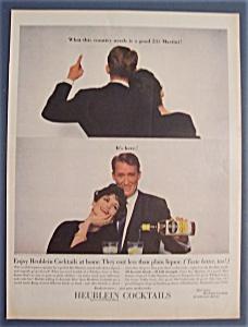1961  Heublein  Cocktails  with  Tom  Poston (Image1)