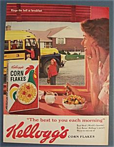 1961  Kellogg's  Corn  Flakes (Image1)