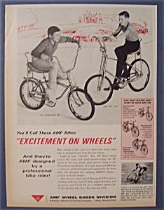 Vintage Ad: 1965 AMF Bikes (Image1)