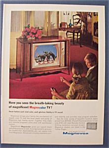 1964  Magnavox  MagnaColor  TV (Image1)