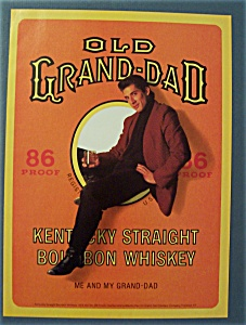 1988 Old Grand - Dad Whiskey