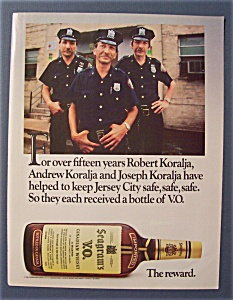 1984  Seagram's  V. O.  Whiskey (Image1)