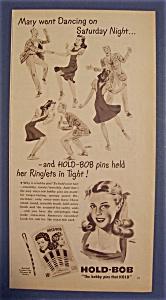 1945  Hold  -  Bob  Bobby  Pins (Image1)